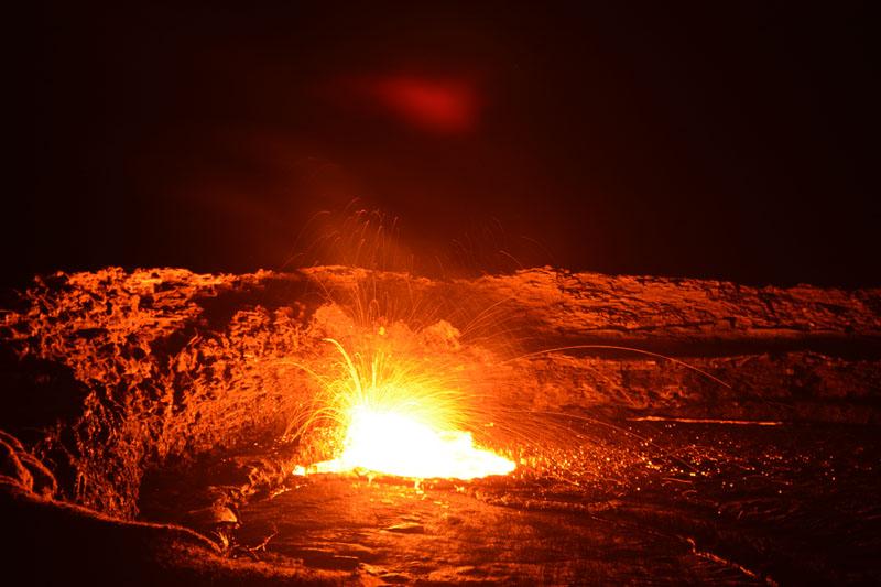 Explosiones del Erta Ale