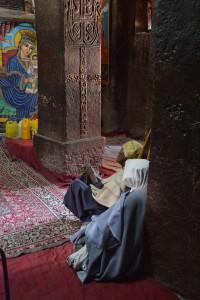 Interior de las iglesias