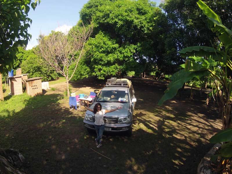 11 Campamento de Karuma
