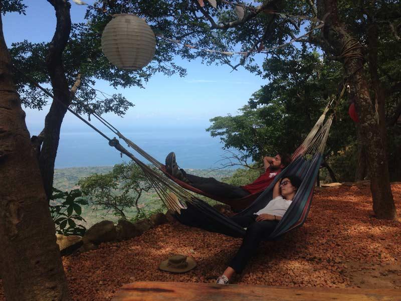 12 Con vistas al lago Malawi