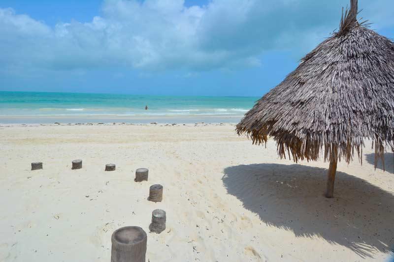 6 Playas de Zanzibar