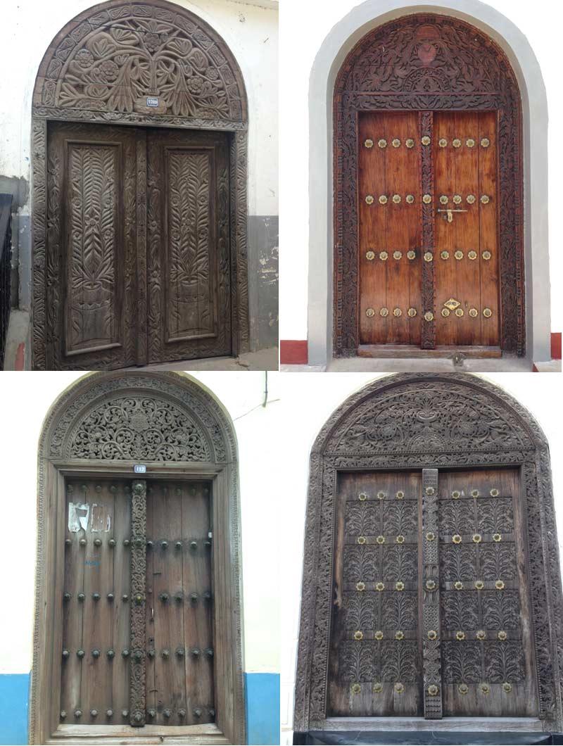 7 puertas de Stone Town