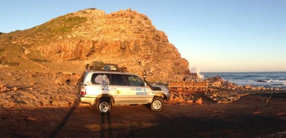 El Cabo de Buena Esperanza: Fin del viaje